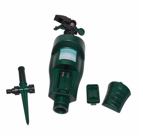Motion Activated Sprinkler pieces