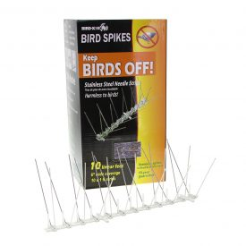 Retail Pack Stainless Spikes - 3 Metres-0